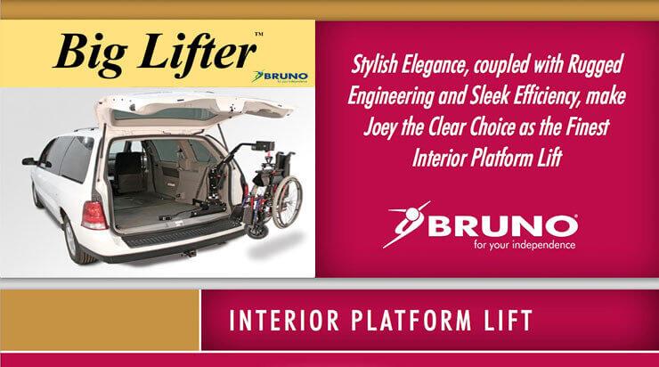 Big-Lifter™ Vehicle Lift (Model VSL-570)