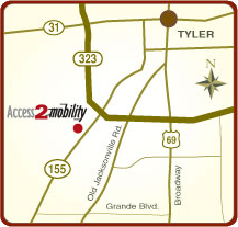 Access 2 Mobility Map