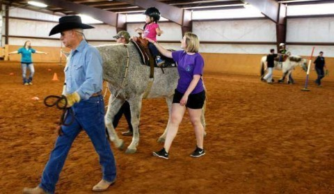 Therapeutic Riding of Texas