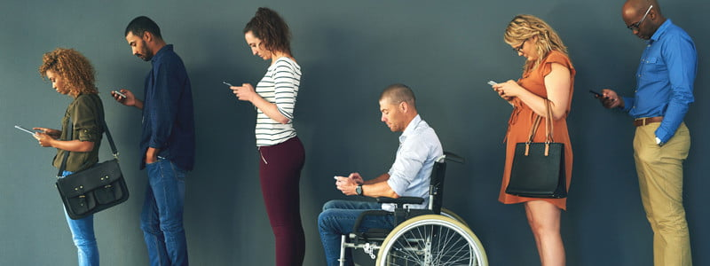 Top 8 Mobile Apps for Persons with Disabilities apps mobilesLine