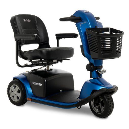 Victory 10 2 3 Wheel Ocean Blue