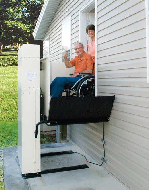 Harmar Porch Lift